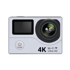 Ustore H3r 4k Hd Sport Camera Wifi Remote Control Underwater Digital Video Camera - Intl ราคา 2,120 บาท(-50%)