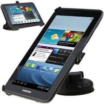 V SHOW In-Car Mobile Holder For Samsung Galaxy Tab 2 (7.0) / P3100 (Black) - intl
