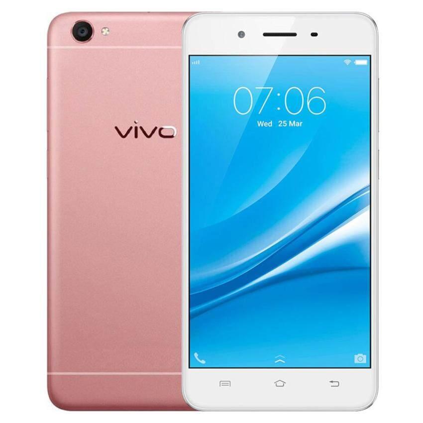 vivo Smartphone Y55S (4G) - Rose Gold