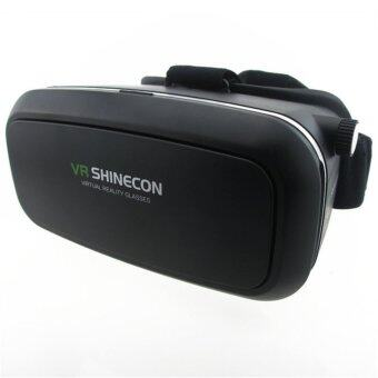 """VR Shinecon 3D Virtual Reality Glasses for 4.7"""" ~ 6"""" inch Smartphone - INTL"""