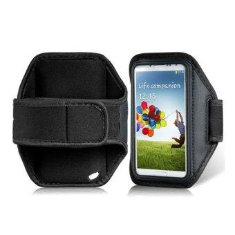 Waterproof Protective Sports Armband for iPhone 6/Samsung S3/Samsung S4 (Black)