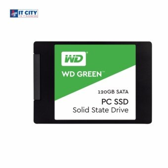 WD SSD 120GB SATA 2.5 GREEN