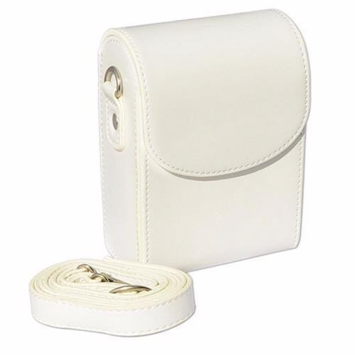White PU leather case for Sony DSC-HX90 HX90v (Intl) - intl