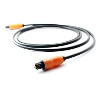 X-tips สาย Optical พรีเมี่ยมฉนวน 6.0mm ยาว 20m (สีดำ)