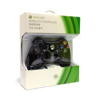 Xbox 360 Wireless Controller - Black Original-Black - intl