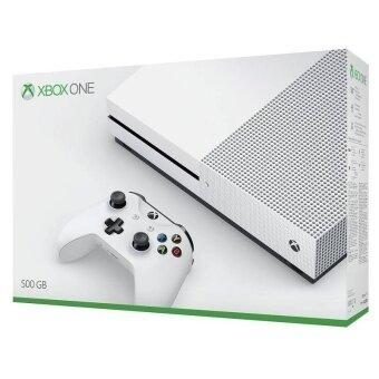 XBOX ONE S: WHITE [500GB]