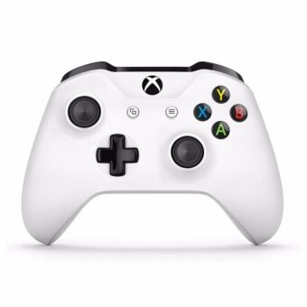 XBOX ONE WIRELESS CONTROLLER WITH 3.5MM JACK  BLUETOOTH LUNARWHITE - intl