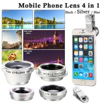 XCSOURCE Wide Angle + Fish Eye + Macro CPL Lens Small for iPhone 5S Samsung S4 i9600