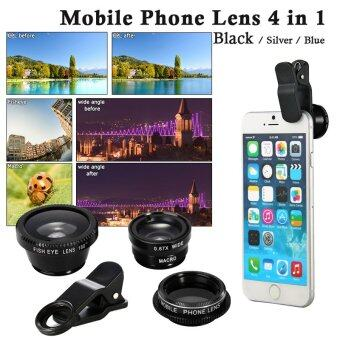 XCSOURCE Wide Angle+ Fish Eye+ Macro CPL Lens Small For iPhone 5S Samsung S4 i9600