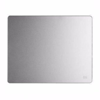 Xiaomi Aluminum Mouse Pad แผ่นรองเม้าส์แบบเหล็กขนาดเล็ก (สีเงิน)
