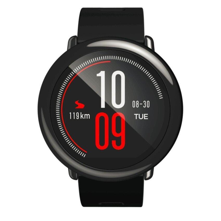 Xiaomi Huami AMAZFIT Pace Bluetooth 4.0 Sports Smart Watch - ENGLISH VERSION BLACK - intl