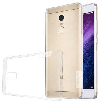 Xiaomi Redmi Note 4x Case Nillkin Cover 5.5 in Nature TransparentClear Soft Silicon TPU Protector Case