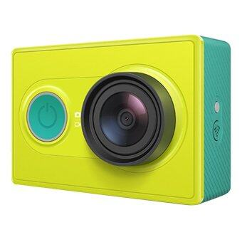 Xiaomi Yi Action Camera (Green Standard set)