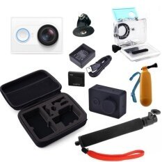 Xiaomi Yi Action Camera Standard Set With Accessories (white) ราคา 4,239 บาท(-43%)