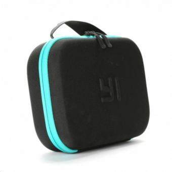 Xiaomi Yi Action Camera Storage Bag(Black & Green)