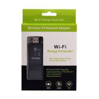YINGYING USB WiF Repeater ขยายสัญญาณ Wifi กระจายสัญญาณให้คลอบคลุมทุกจุดอับในบ้านได้ง่าย
