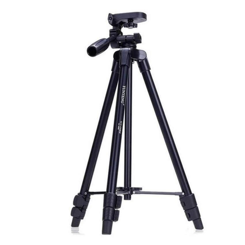 YUNTENG ขาตั้งกล้องช่วยในการถ่ายรูปขนาดพกพา รุ่น VCT-520 (