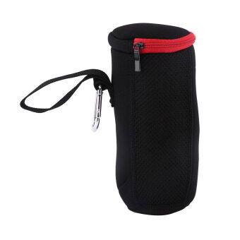 Zipper Sleeve Portable Carry Case Travel Cover Bag Pouch For JBL Pulse/FLIP/Charge 1/2 (Red) - intl