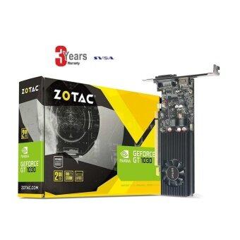 ZOTAC GeForce GT 1030 2GB GDDR5 64-bit PCIe 3.0 DirectX 12 HDCP Ready Low Profile Video Card ZT-P10300A-10L -3 YEARS (BY SVOA)