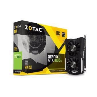 ZOTAC GeForce® GTX 1050 Ti OC 4GB DDR5 PCI-E