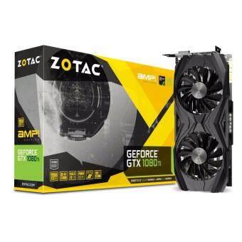 ZOTAC GeForce® GTX 1080 Ti AMP Edition
