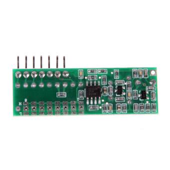 ZR06A DC5V Decode Wireless Receiver Module Data Transmission Module 433MHz