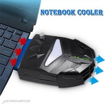 ZT-X7 Notebook Vacuum Fan Cooling Pad Heat Dissipation Pad BC540