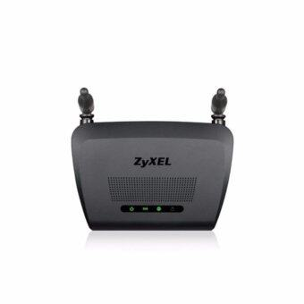 Zyxel NBG-418NV2 802.11n Router or Access Point w/ 4LAN 10/100Mbps - 300Mbps (2T2R) supported IPv6, Universal Repeater Mode