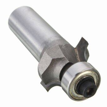 """1/2""""1/8"""" 1/4"""" 5/16"""" 3/8"""" 7/16"""" 1/2"""" Shank Round Over Router Bit Woodworking Tool 1/2'-3/8''"""