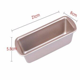 21cm rectangle non-stick mini toast box
