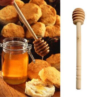 5/20/50pcs Honey Stick Stirring Dipper Jam Spoon Dip Server 6'' Long Handle - intl