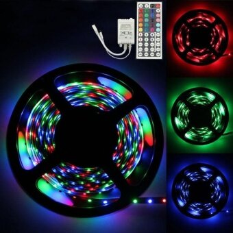 5M Led Light Strip With Remote Controller - intl