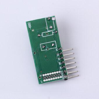 A 433m Superregeneration Smd Decoding Wireless Receiver Module