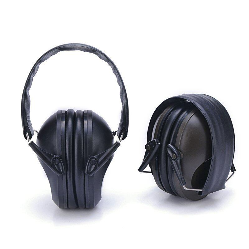 Anti-noise Impact Sport Hunting Electronic Tactical Earmuff Shooting Ear Protectors Hear ...