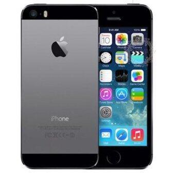 APPLE โทรศัพท์มือถือ APPLE IPhone5S 16GB สีเทา รุ่น IPHONE 5S 16GB Gray