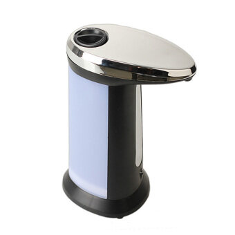Automated Stainless Lotion Cream Soap Dispenser Touch Free Hand Free Infrared(400ML)