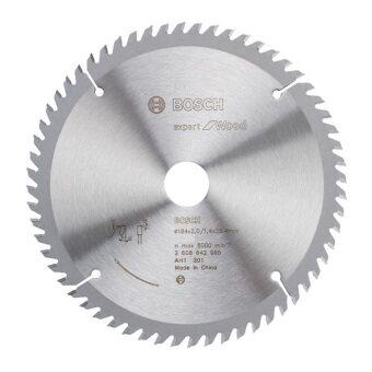 Boschใบเลื่อยวงเดือน ตัดไม้Expertขนาด7นิ้ว(184มม.) 40ฟัน