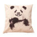 Cute Cartoon Animal Cotton Linen Home Car Decor Throw Pillow Case Cove 05 (Intl)