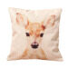 Cute Cartoon Animal Cotton Linen Home Car Decor Throw Pillow Case Cove 08 (Intl)