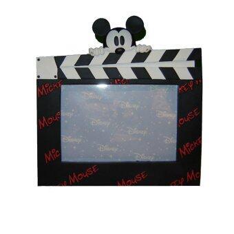 Disney กรอบรูปมิคส์กี้เม้าส์ (สีดำ)