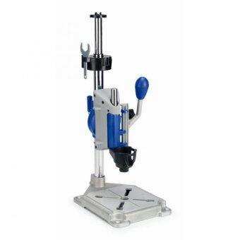 DREMELเครื่องมือช่าง อุปกรณ์เสริมประกอบแท่นเจาะ(ไม่แถมเครื่อง) WORKSTATIONรุ่น5000220-01 -สีเทา