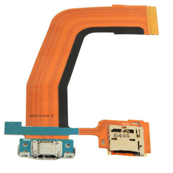 Easbuy Micro SD Card USB Charger Connector Flex Cable for Samsung Tab S 10.5 T800