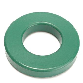 Green Iron 74mm Outside Diameter Power Ferrite Toroid Core Ring 74 x 38 x 13MM - intl