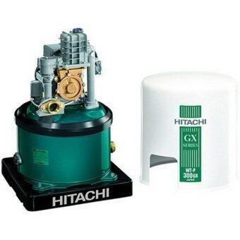 Hitachi ปั้มน้ำฮิตาชิ 300 วัตต์ รุ่น WT-P300GX2 (สีขาว)