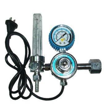 IM-TECH เกจ์ CO2 แบบมีฮีตเตอร์ Heater Regulator