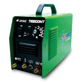 JASIC K-ARC เครื่องเชื่อมอินเวิร์ทเตอร์ ระบบ TIG/MMA รุ่น TIG200MT
