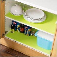 Jhs Can Be Cut Moisture-Proof Anti-Oil Cabinet Pad Cabinet Waterproofmoisture-Proof Pad Can Be Washed Drawer Pad Non-Slip Pad Wardrobepad - Intl ราคา 313 บาท(-33%)