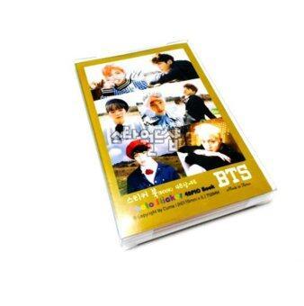 K-POP BTS Bangtan Photo Card 48pic(7.8cm x 11.5cm) - intl