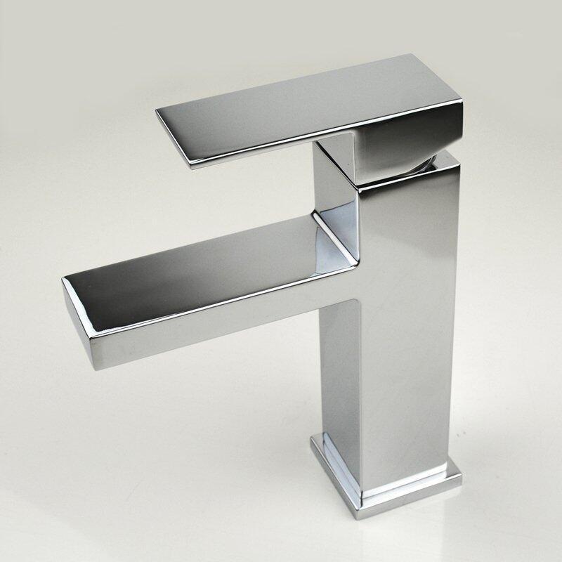KBI - Bath Tap Basin Sink Mixer Faucet Chrome Hot & Cold D16 (Intl)