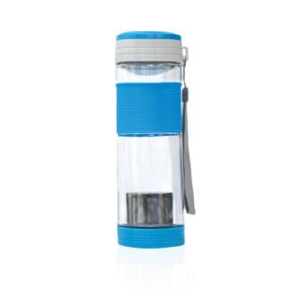 Koorkinoor ขวดน้ำดื่มสำหรับชงชา รุ่น HTE611 (สีฟ้า)